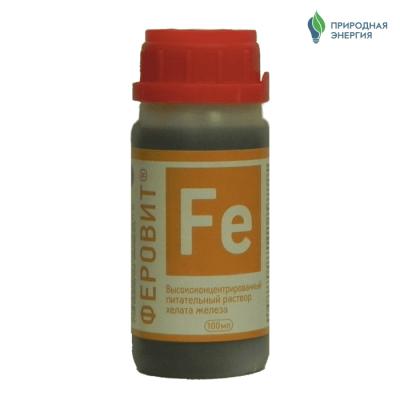 Феровит - стимулятор роста и защита от болезни Хлороз