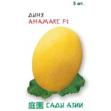Дыня Анамакс F1 | 5 шт | Сады Азии