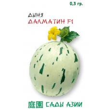 Дыня Далматин F1 | 0.3 г | Сады Азии