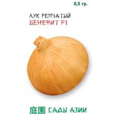 Лук репчатый Бенефит F1 | 0.5 г | Сады Азии