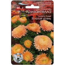 Астра Хризантелла золотая осень   30 шт   Биотехника