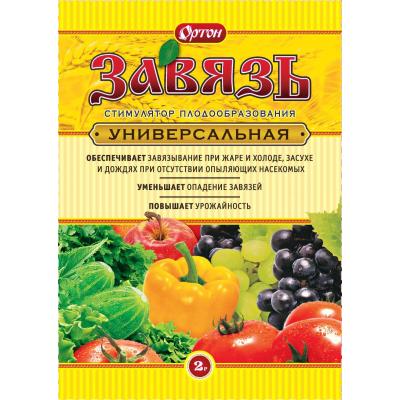 Препарат Завязь для томатов, огурцов и других растений