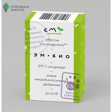 Восток ЭМ-1 (ЭМ-Био) | концентрат 30 мл, 1 л