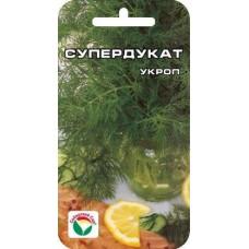 Укроп Супердукат   2 г   Сибирский сад