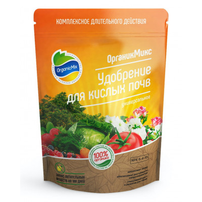 Удобрение Для кислых почв | 850 г