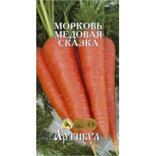 Морковь гель драже Медовая сказка | 300 шт | Артикул