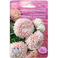 Астра Хризантелла розовый перламутр | 30 шт | Биотехника