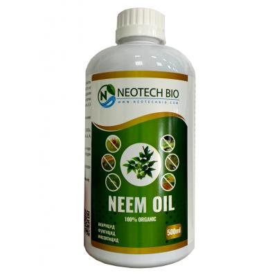 Масло Ним (Neem oil) | 500 мл