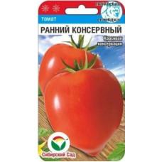 Томат Ранний консервный   20 шт   Сибирский сад